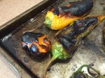 Roasted chiles