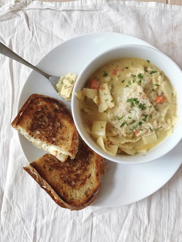 Soup & Sam